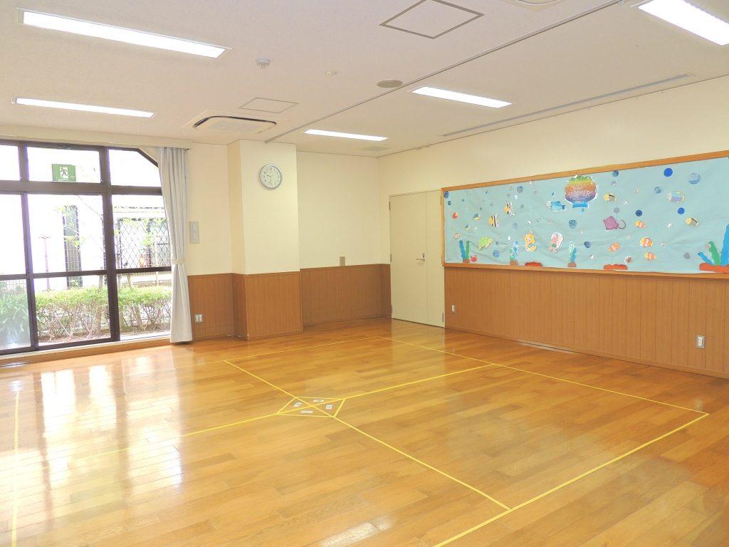遊戯室(元気な遊び)