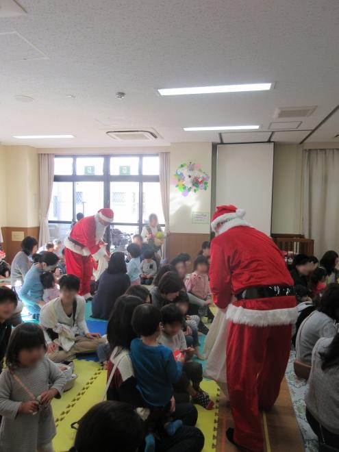 H291222 ちびっこクリスマス会4
