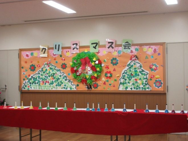 H291222 クリスマス会1