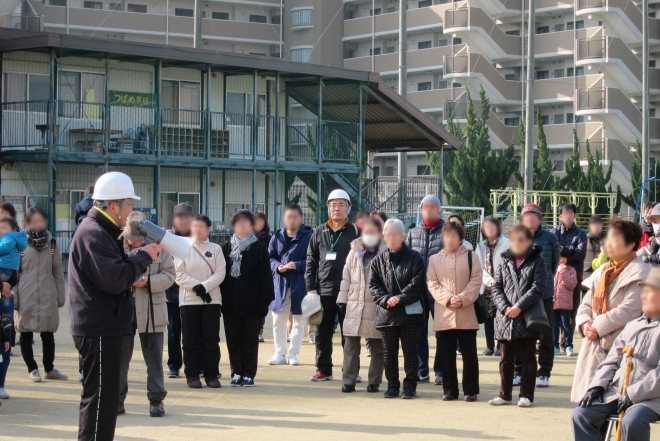 H300121 防災訓練(地震)3