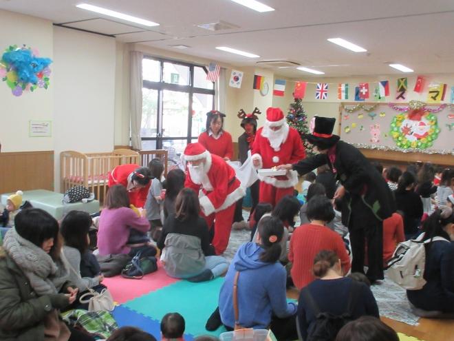 h301221 ちびっこクリスマス会4-2