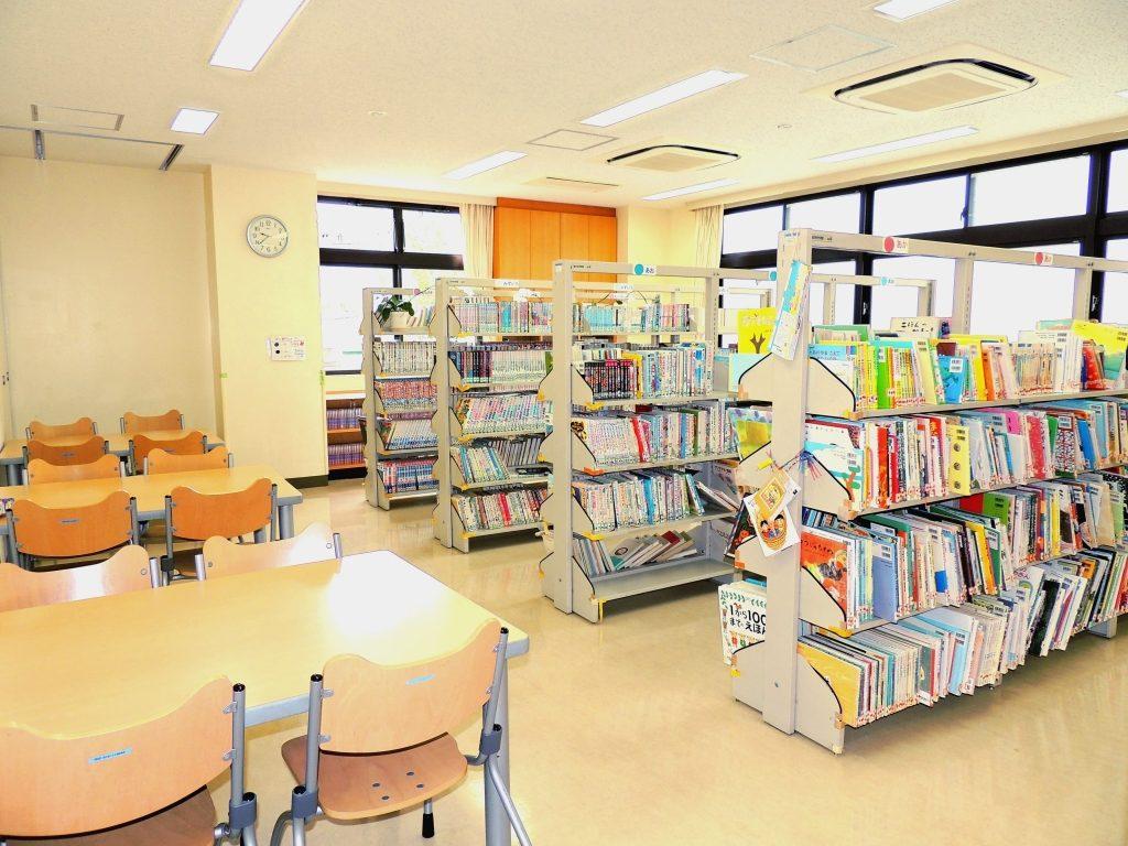 2階 図書室