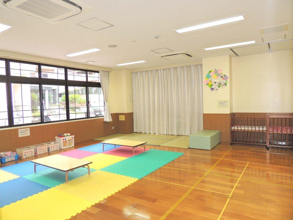 遊戯室(静かな遊び)