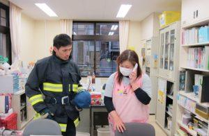 H291108 避難訓練(火災)2