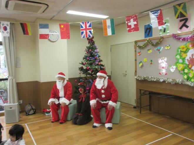 h301221 ちびっこクリスマス会5