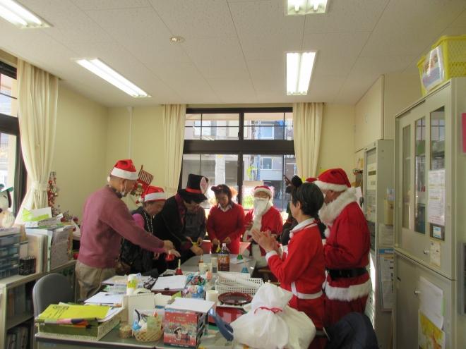 h301221 ちびっこクリスマス会6