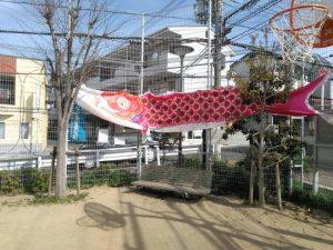 20190501 鯉のぼり2