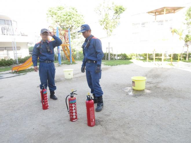 0918 火災避難訓練4-1