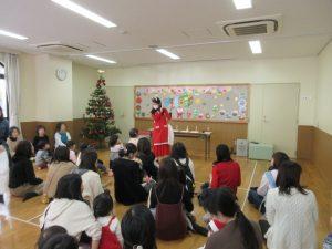 1220 ちびっこクリスマス会2a