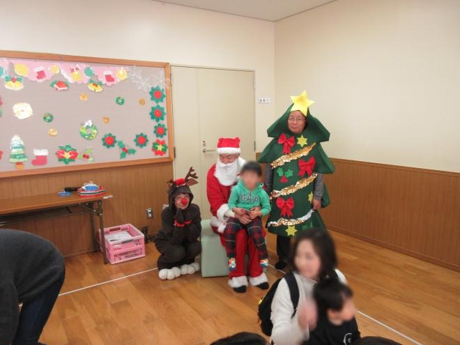 1220 ちびっこクリスマス会5a